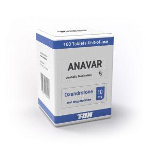 Oxandrolone T-ON Pharmaceuticals (Анавар) - Zob.BG