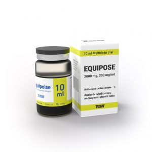 Equipoise - Болденон (Boldenone Undecylenate 200mg) - Zob.BG