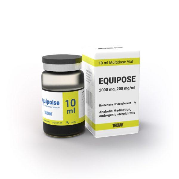 Equipoise - Болденон (Boldenone Undecylenate 200mg) - Zob.BG