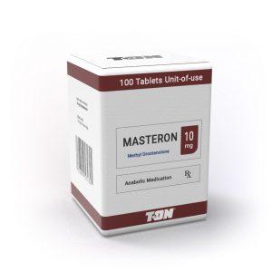 Masteron T-ON Таблетки - Zob.BG
