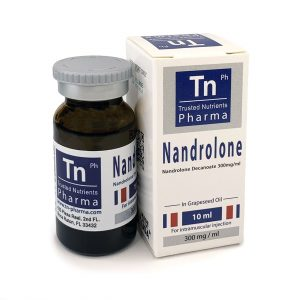 Nandrolone 300 mg (Дека, нандролон деканоат) TN Pharma - Zob.BG