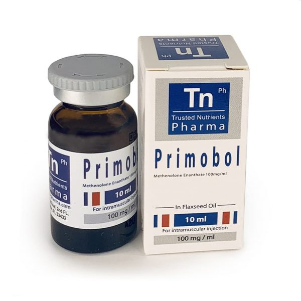 Primobol TN Pharma (100mg/ml Метенолон енантат) - Zob.BG