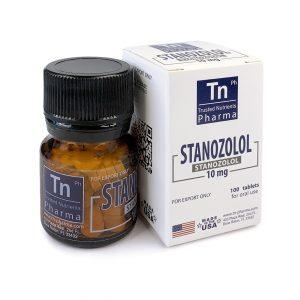 Stanozolol - TN Pharma (100 таблетки)