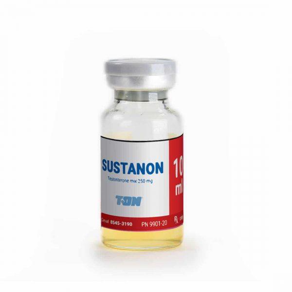 Sustanon 250 T-ON (Тестостеронов микс) 10 мл Флакон - Zob.BG