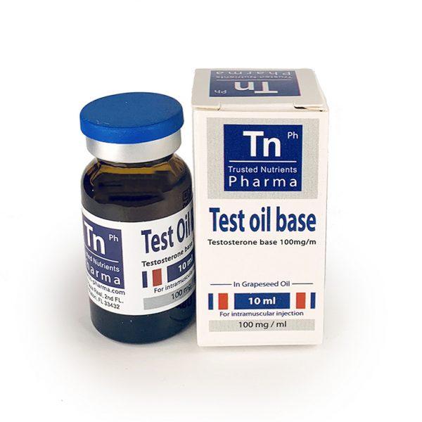 Тестостерон база 1000 mg (Oil Base - TN Pharma) - Zob.BG