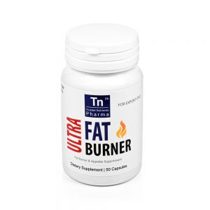 Ultra Fat Burner (ефедрин) - 50 капсули по 50 мг - Zob.BG