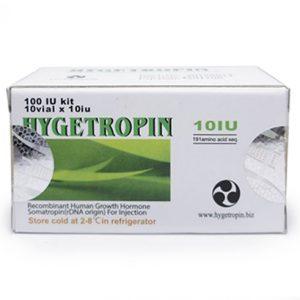 Хигетропин 100 единици - Растежен хормон от Zob.BG