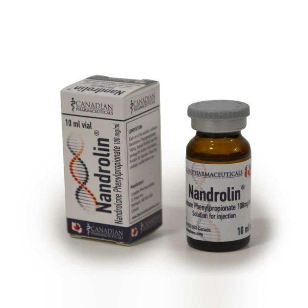 Нандролон фенилпропионат 100mg/ml (Canadian) - Zob.BG