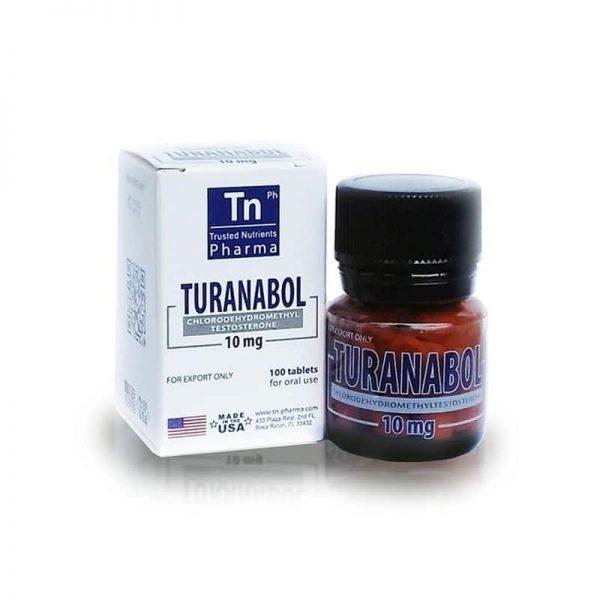 Туранабол TN Pharma - Zob.BG