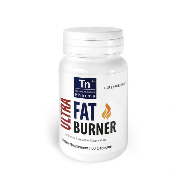 Ultra Fat Burner (ефедрин) - 50 капсули по 50 мг - Zob.BG