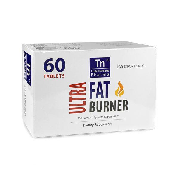 Ultra Fatburner (60табл. по 50mg) за отслабване - Zob.BG