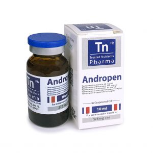 Andropen TN Pharma (3750 mg Тестостеронов микс) - Zob.BG