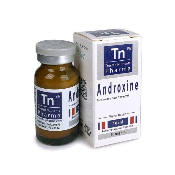 Андроксин - TN Pharma USA (Тренболонова база 500 мг) - Zob.BG