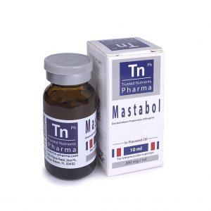 Mastabol TN Pharma (Мастерон, дростанолон 2000 мг) - Zob.BG