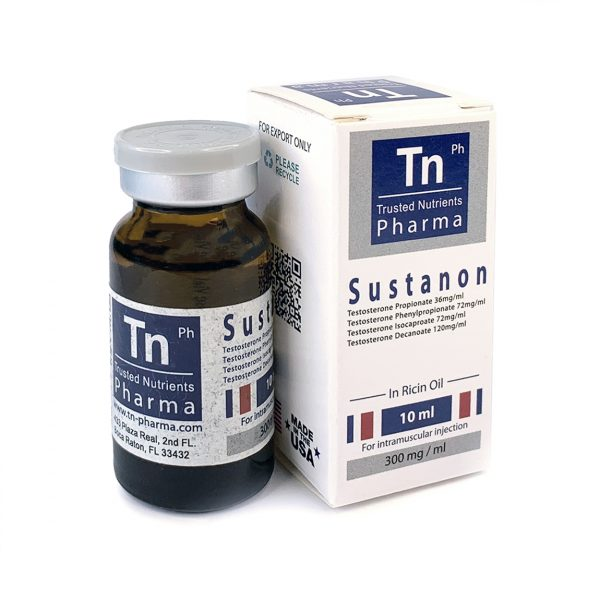 Sustanon TN Pharma 3000 mg (300 mg/ml) - Zob.BG