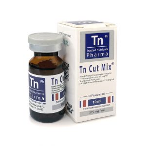 TN Cut Mix (TN Pharma USA), 10 ml, 3750 mg - Zob.BG