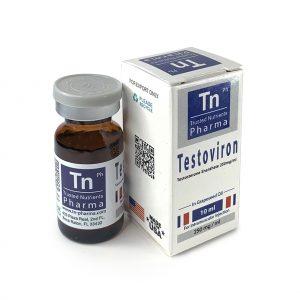 Testoviron TN Pharma - (Тестостерон енантат, 200 мг/мл) - Zob.BG
