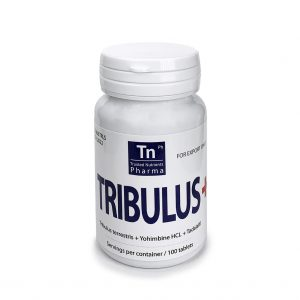 Tribulus Plus (100 таблетки) на TN Pharma USA - Zob.BG