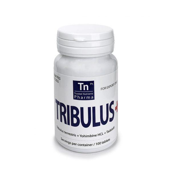 Tribulus Plus (100 таблетки) на TN Pharma USA - Zob.BG