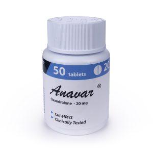 Anavar - TL Pharma (Oxandrolone) 50 табл.